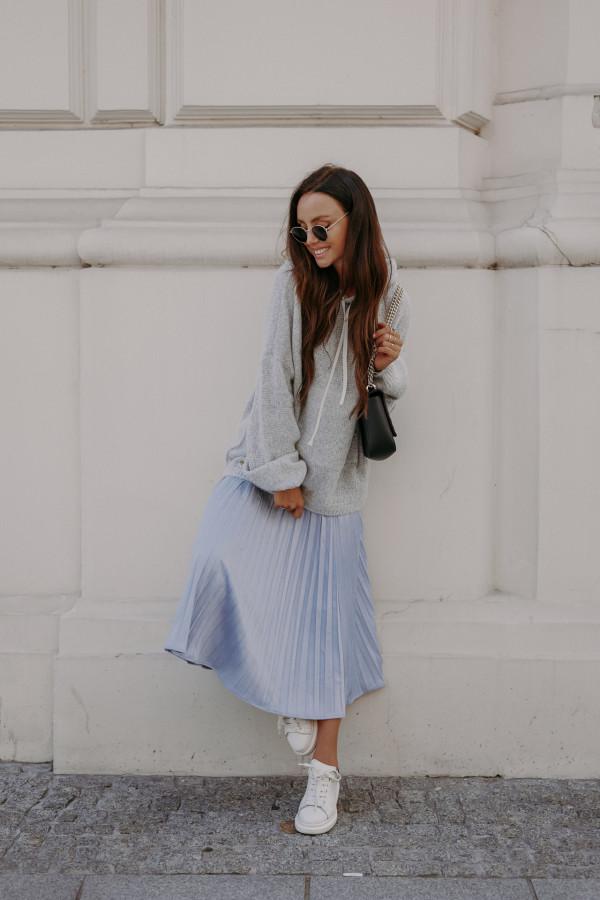 Swetrowa bluza LOREN 6