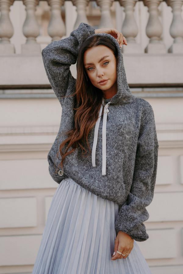 Swetrowa bluza LOREN 1