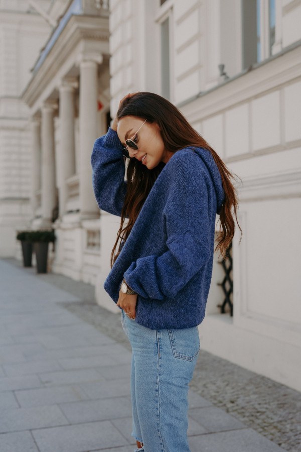 Swetrowa bluza LOREN 5