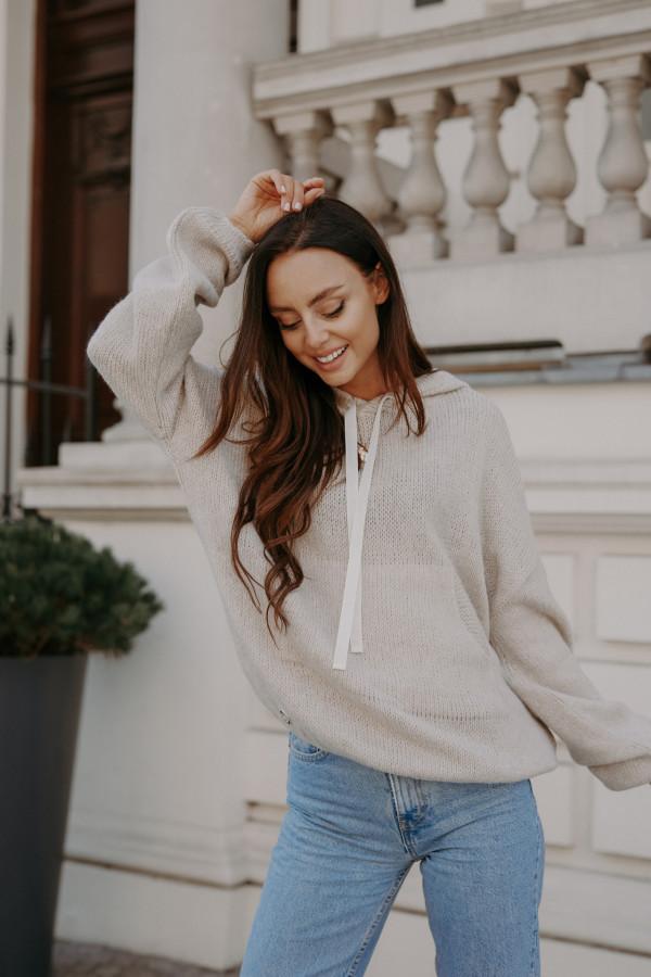 Swetrowa bluza LOREN 3