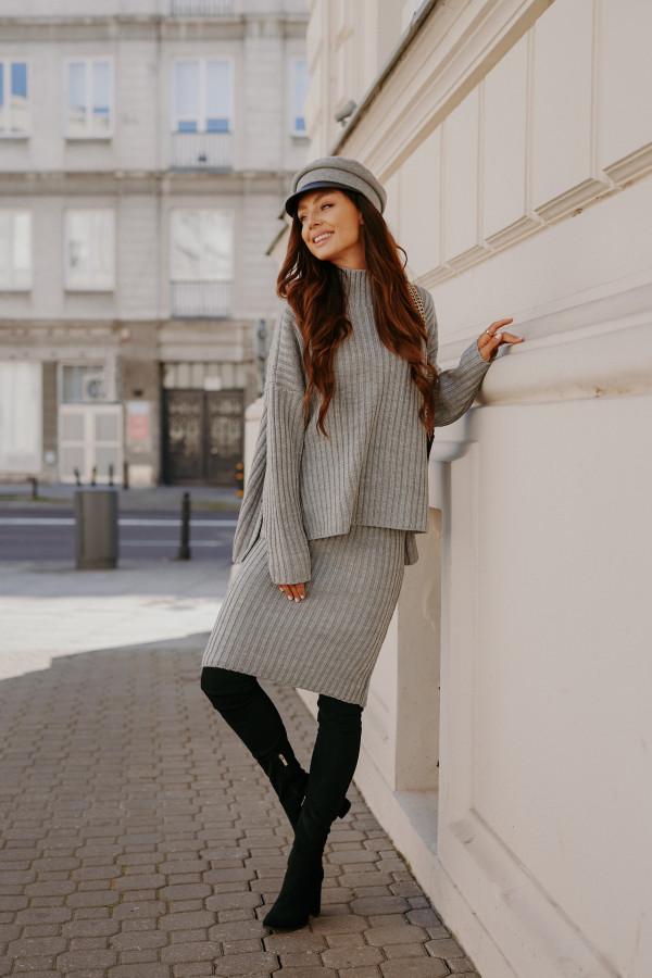 Komplet swetrowy MANHATTAN