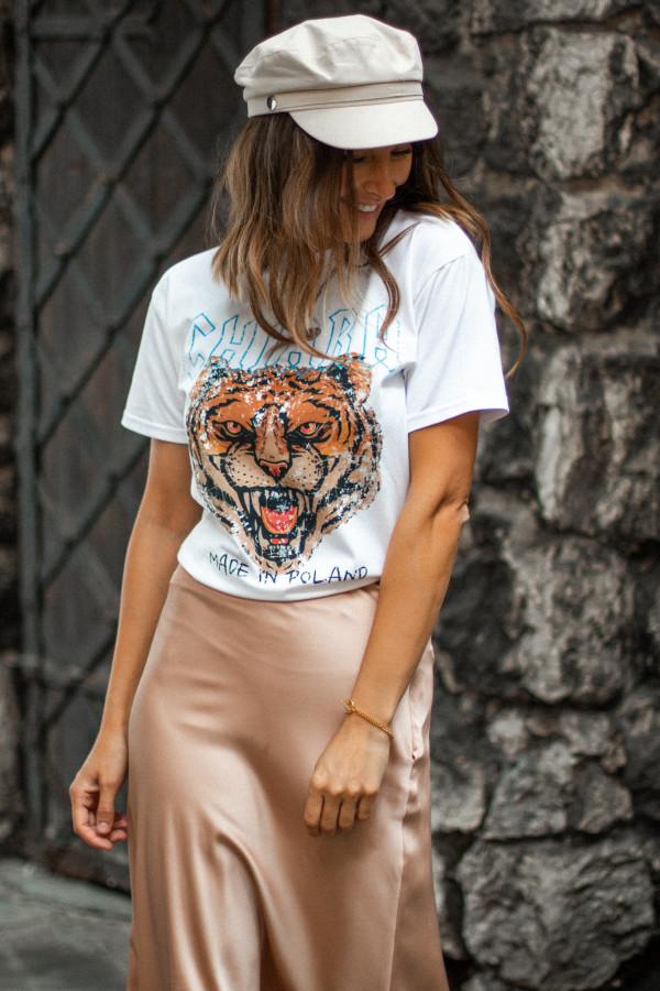 T-shirt basic CHIARA ROAR 3