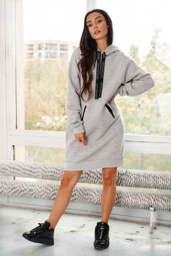 Sukienka dresowa ASHLEY 1