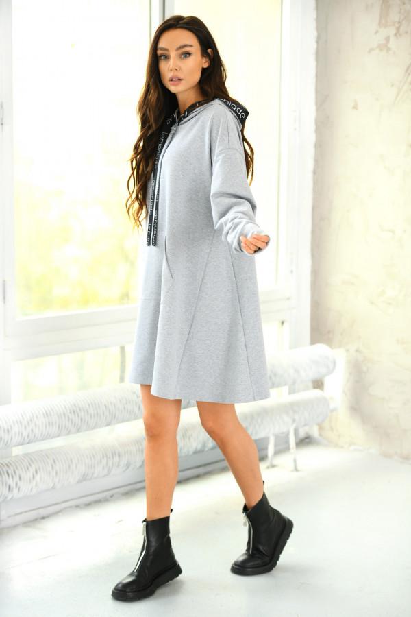 Sukienka bluza z kapturem BONNY 2