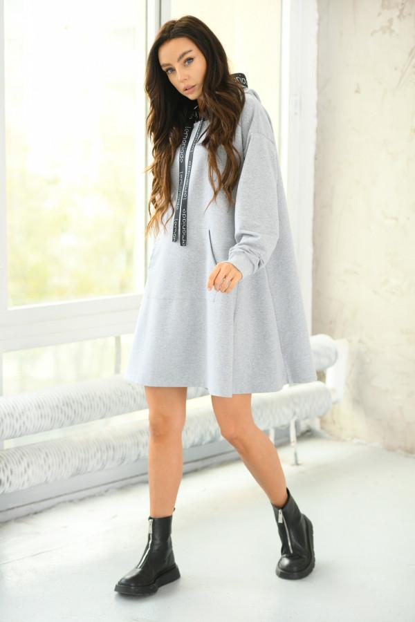 Sukienka bluza z kapturem BONNY