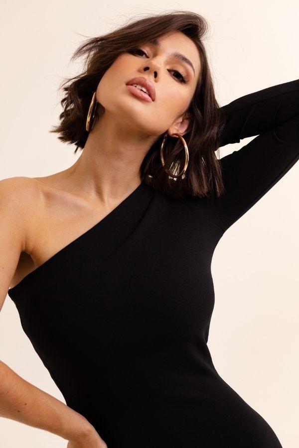 Asymetryczna sukienka SERENA 3