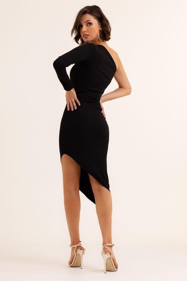 Asymetryczna sukienka SERENA 1
