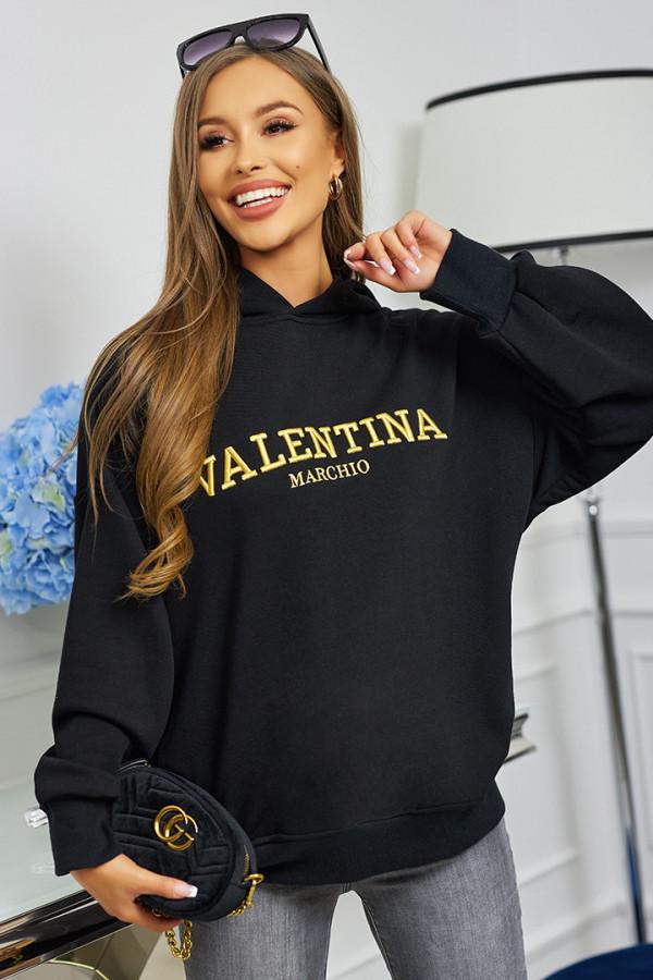 Bluza z kapturem VALENTINA