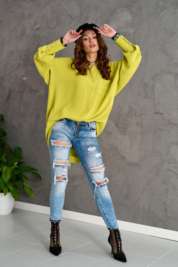 Bluzka koszulowa LILA