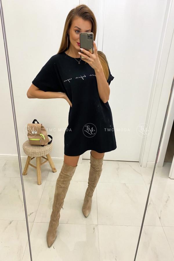 T-shirt'owa sukienka INSPIRE