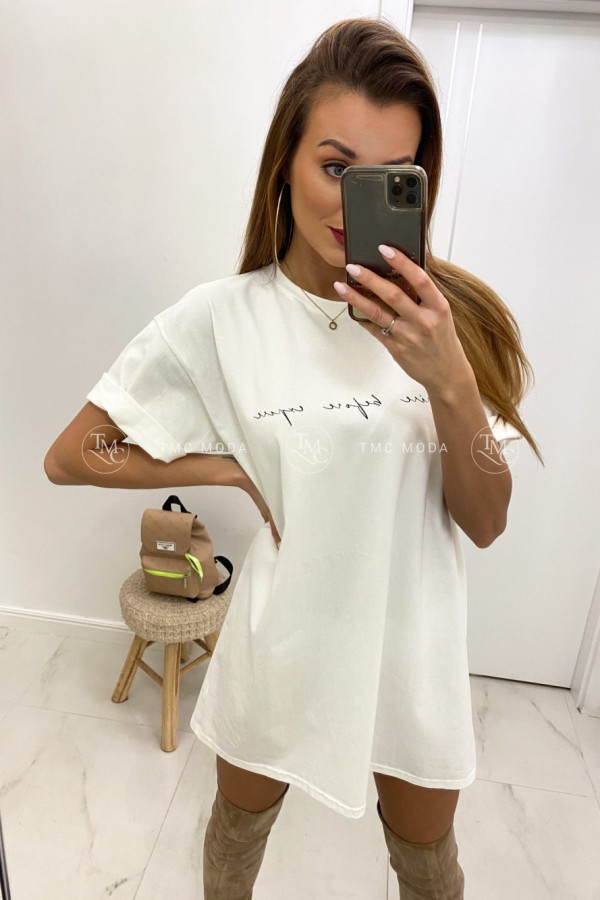 T-shirt'owa sukienka INSPIRE 1