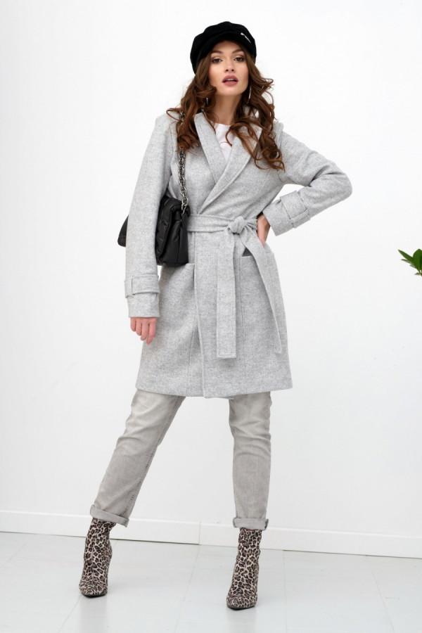 Płaszcz wiązany MANCY 2