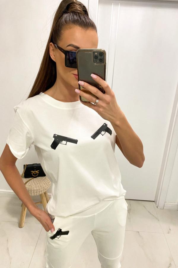 T-shirt GUN 1