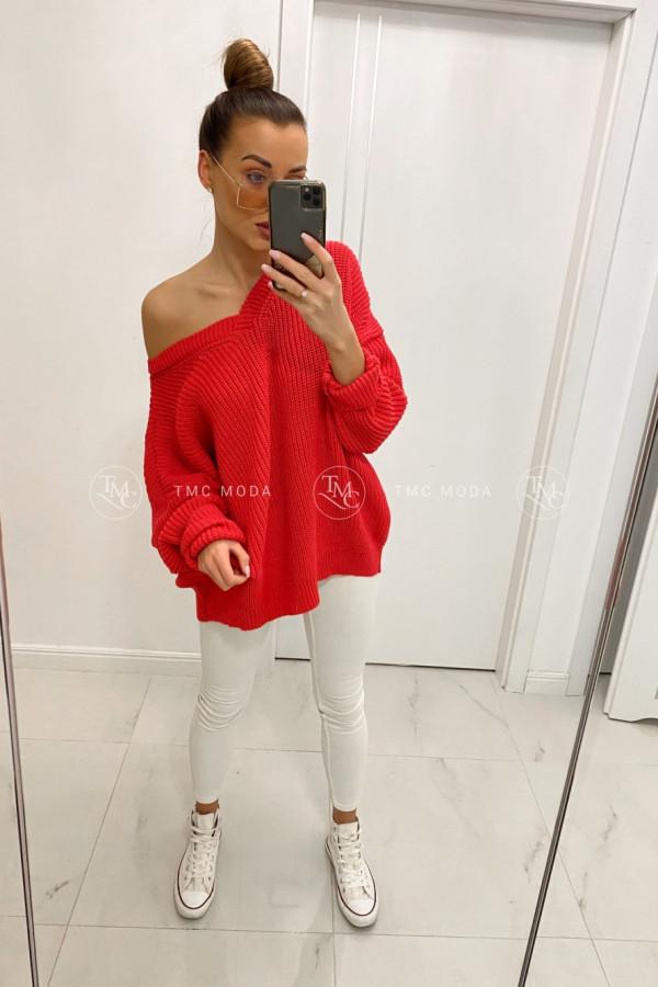 Sweter oversize AVERY 1