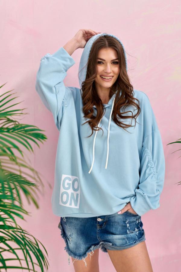 Bluza oversize BROOKE