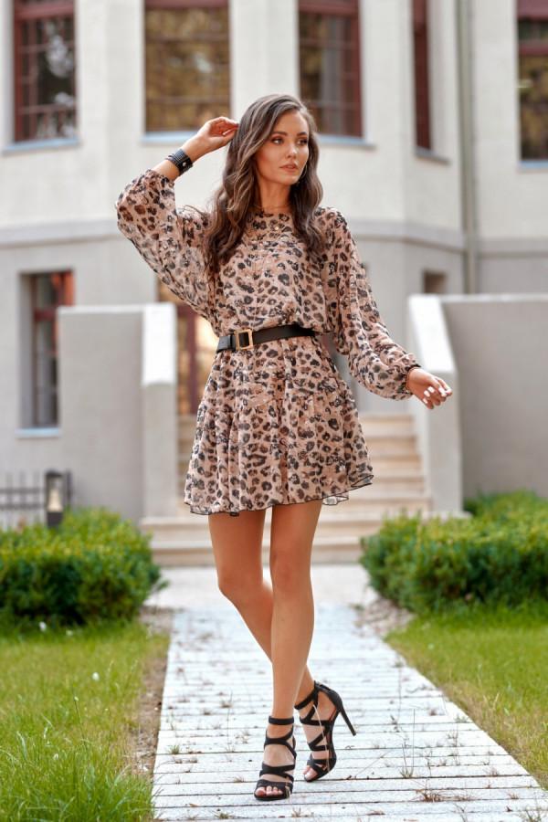 Sukienka w cętki MONICA
