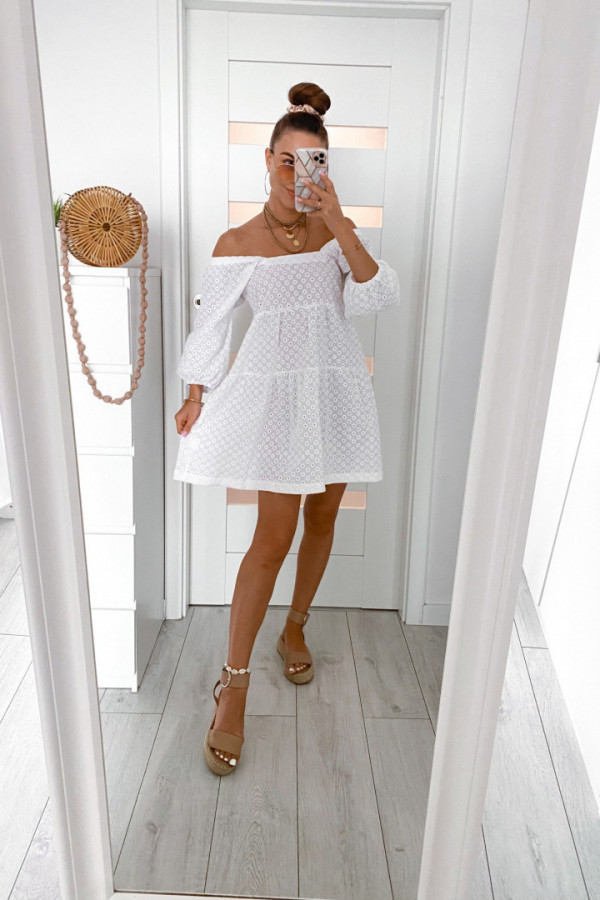 Sukienka haft CARINA 1