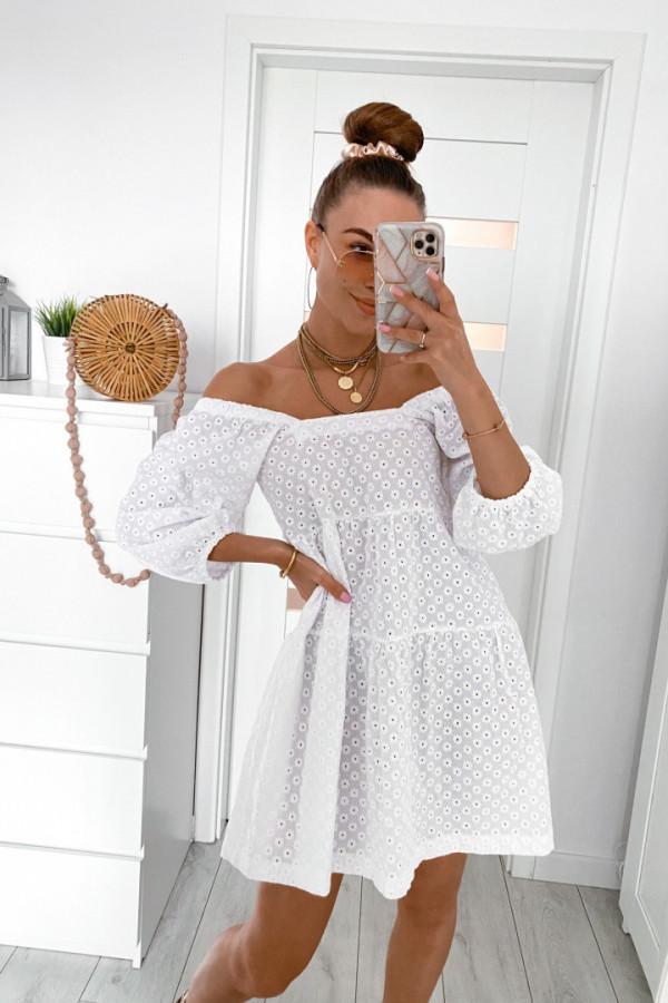 Sukienka haft CARINA