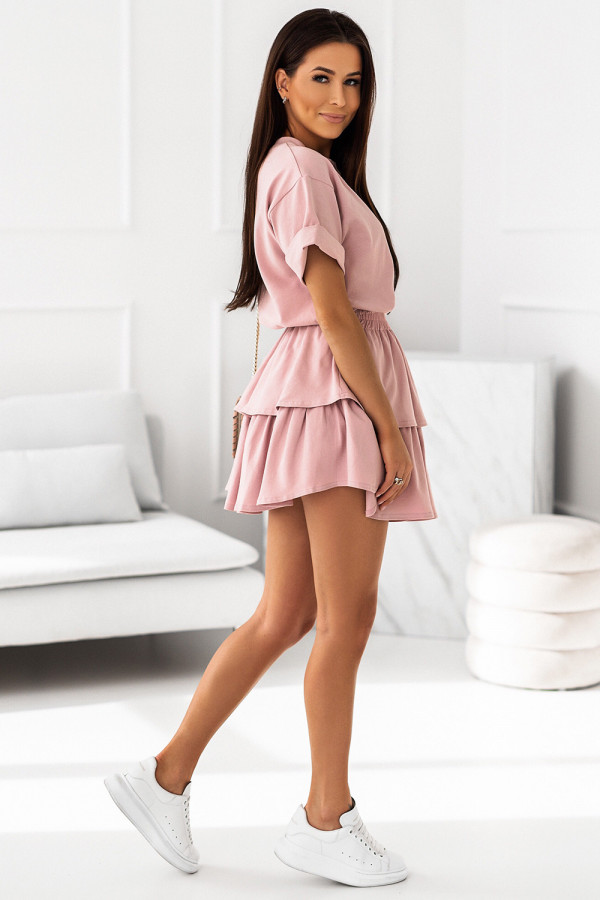 Komplet dresowy ze spódnicą MEGI 1