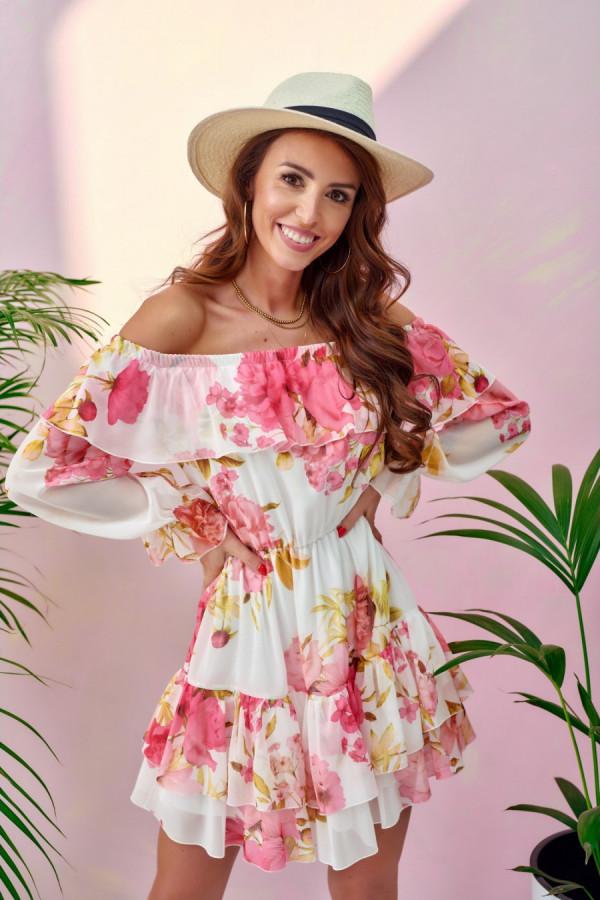 Sukienka hiszpanka CARLA
