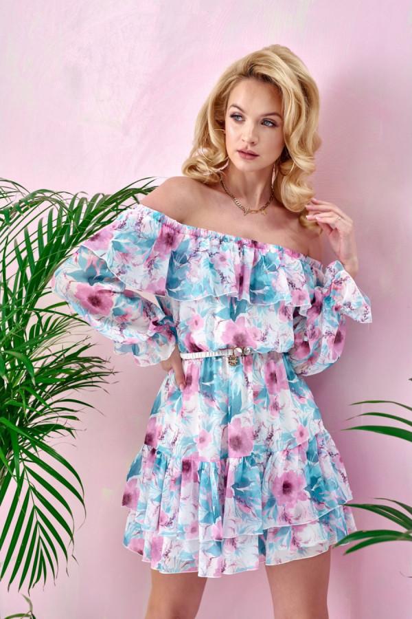 Sukienka hiszpanka CARLA 2
