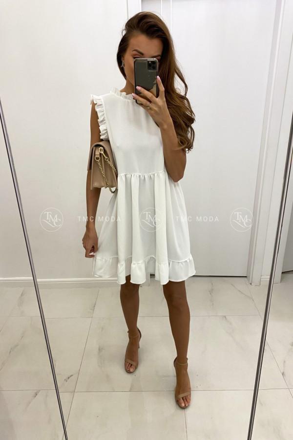 Sukienka z falbanką RAISA