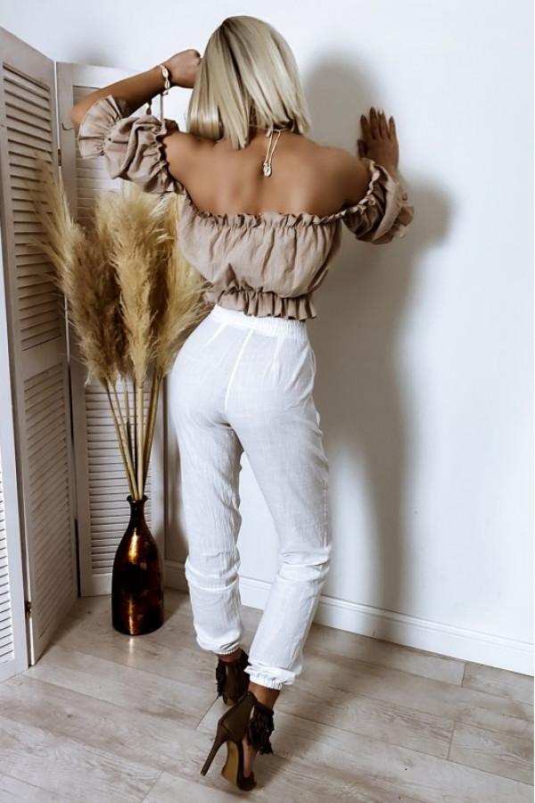Spodnie muślin SALSA 2