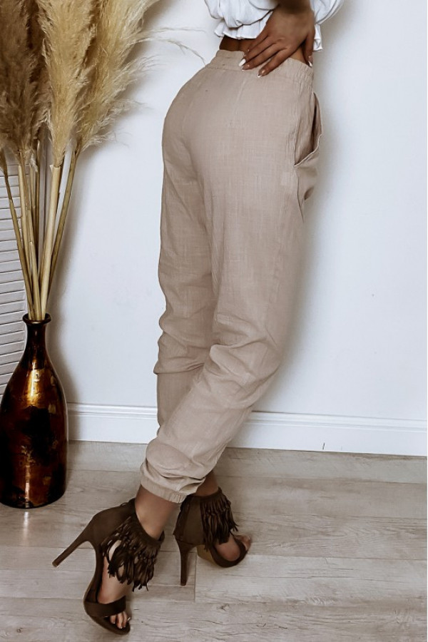 Spodnie muślin SALSA 3