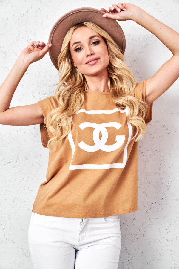 T-shirt oversize CC