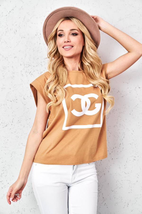 T-shirt oversize CC 1