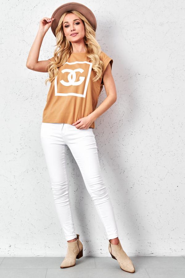 T-shirt oversize CC 4