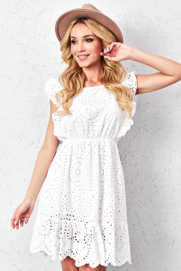 Sukienka ażurowa GIOVANNA