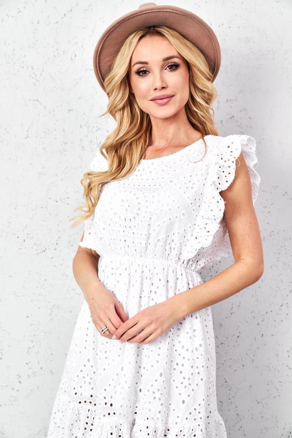Sukienka ażurowa GIOVANNA 2