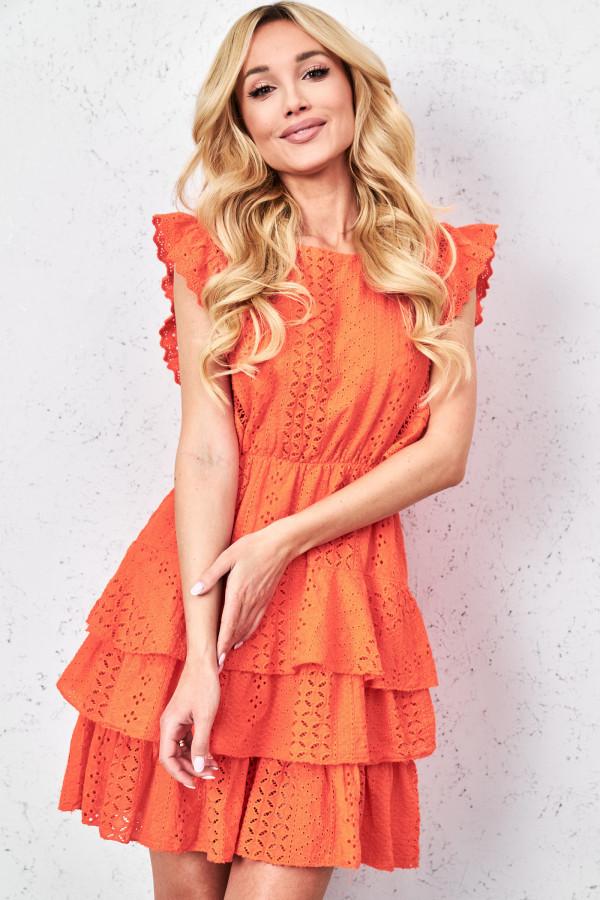 Sukienka ażurowa VIVA