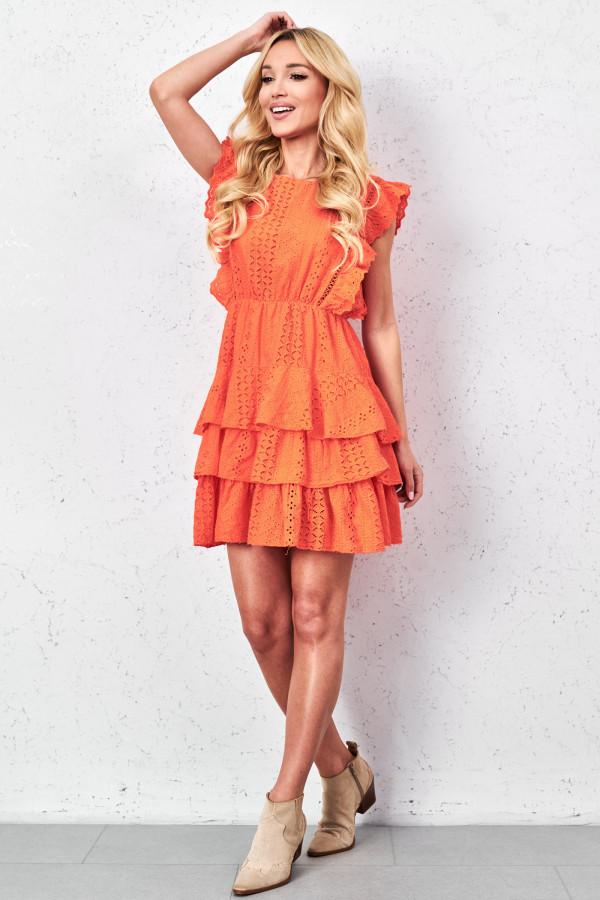 Sukienka ażurowa VIVA 3