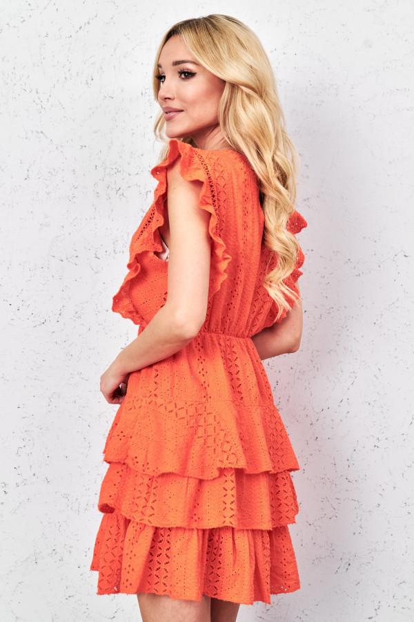 Sukienka ażurowa VIVA 2