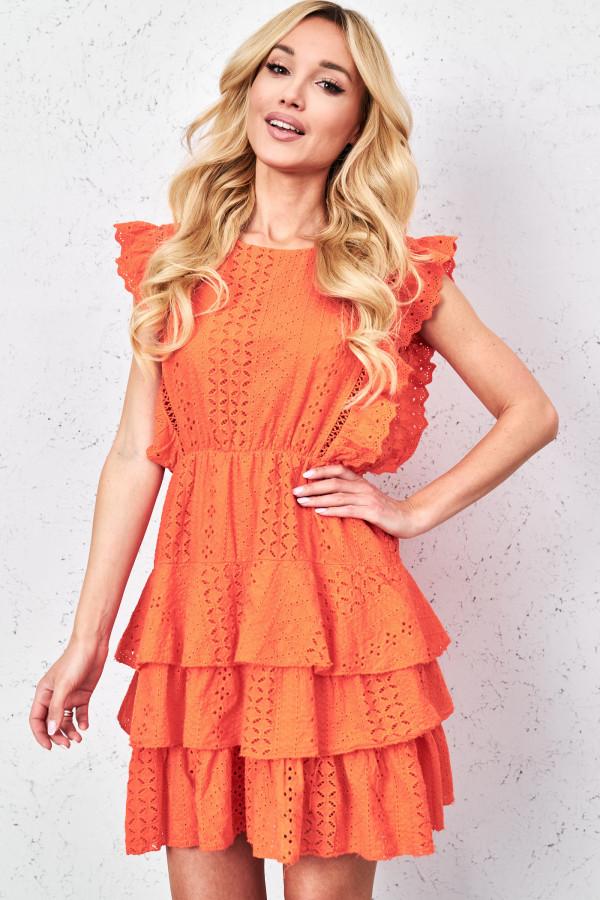 Sukienka ażurowa VIVA 1