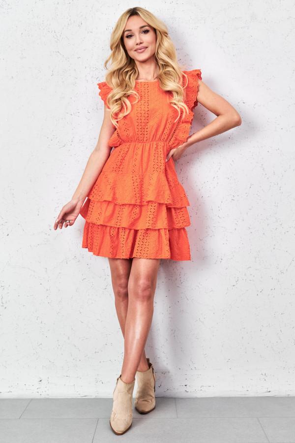 Sukienka ażurowa VIVA 4