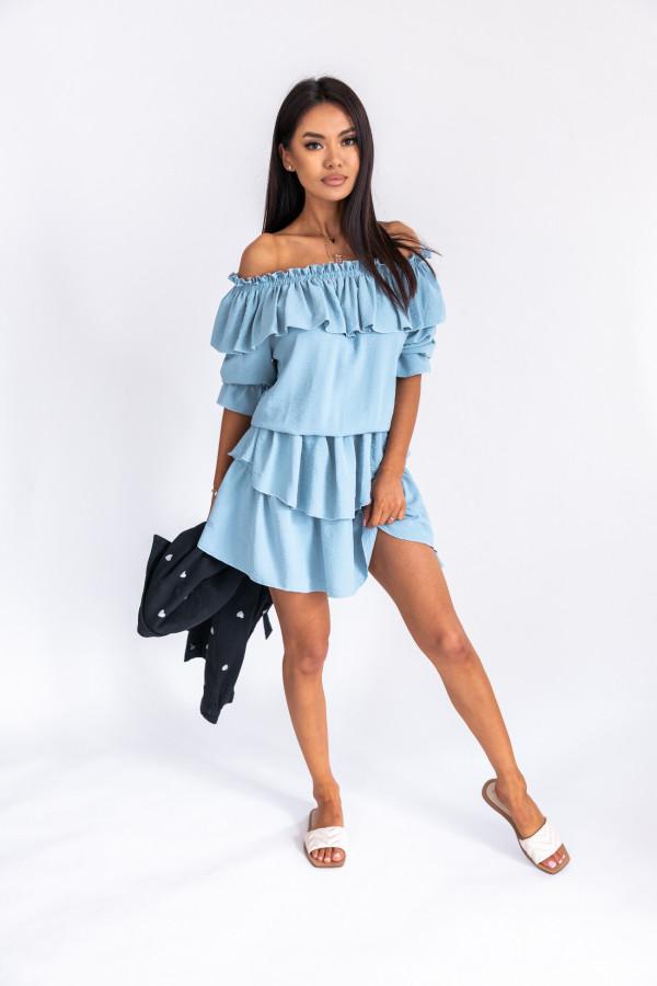 Sukienka hiszpanka CORTA 1