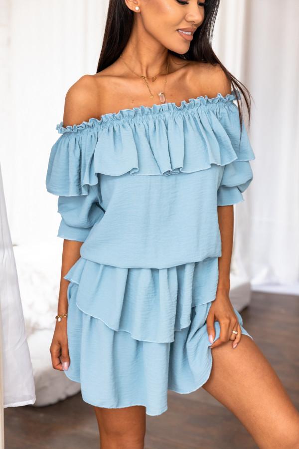 Sukienka hiszpanka CORTA 3