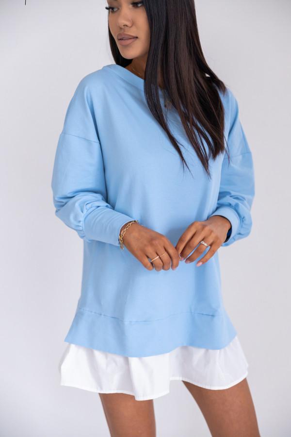 Bluza z falbanką CIAO 1