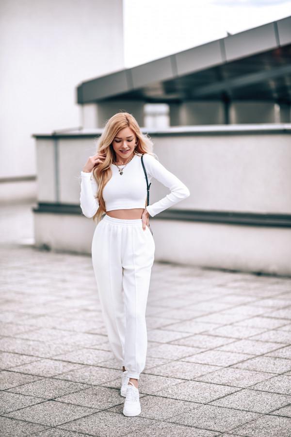 Spodnie dresowe BAGGY 1