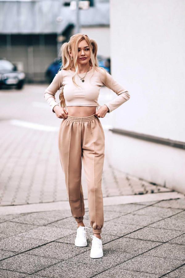Spodnie dresowe BAGGY 3