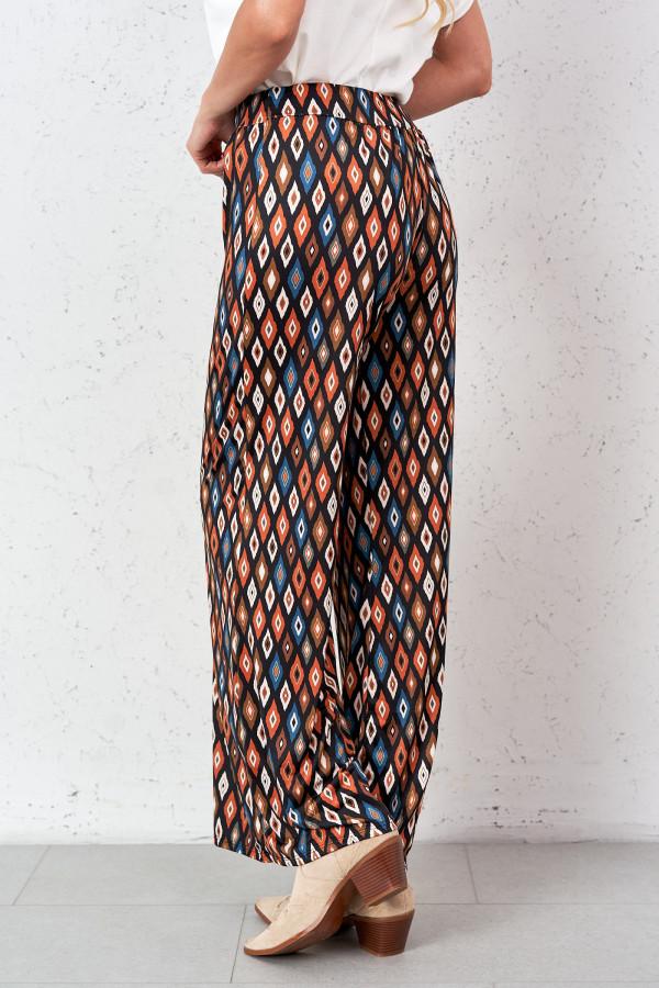 Spodnie we wzory AGATHA 2