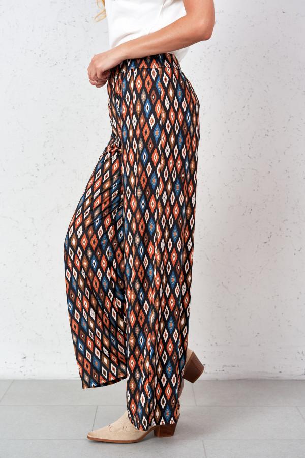 Spodnie we wzory AGATHA 3