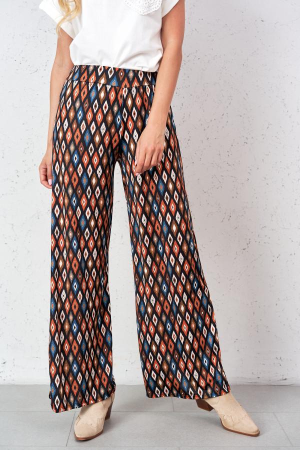 Spodnie we wzory AGATHA 4