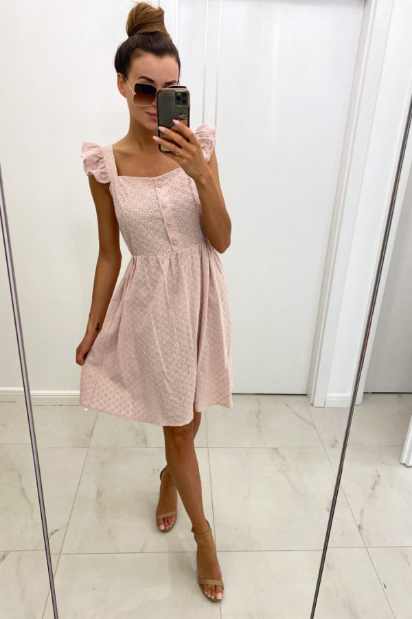 Sukienka haft CLARISA
