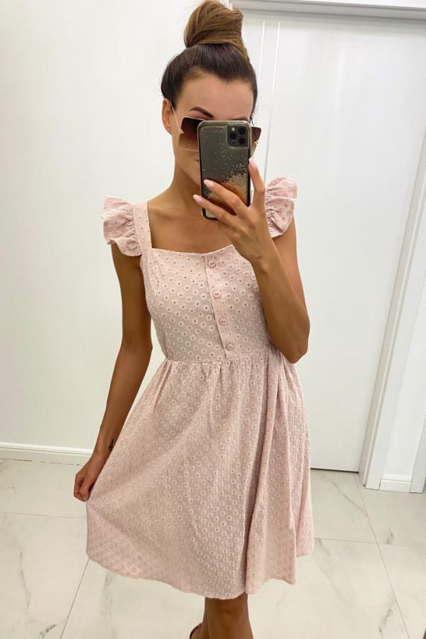 Sukienka haft CLARISA 1