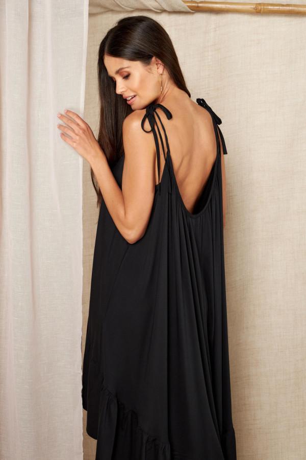 Sukienka asymetryczna CHLOE 3