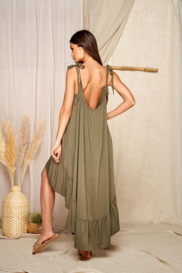 Sukienka asymetryczna CHLOE 1